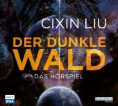 Der dunkle Wald, 4 Audio-CDs Cover