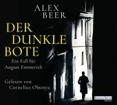 Der dunkle Bote, 6 Audio-CDs Cover