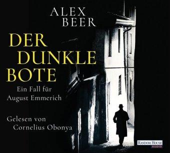 Der dunkle Bote, 6 Audio-CDs