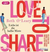 Love to share, 2 MP3-CDs Cover