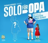 Solo für Opa, 7 Audio-CDs Cover