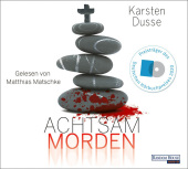 Achtsam morden, 6 Audio-CDs Cover