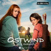 Ostwind - Aris Ankunft, 2 Audio-CDs Cover