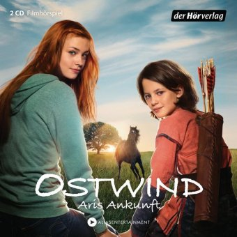Ostwind - Aris Ankunft, 2 Audio-CDs