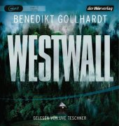 Westwall, 1 MP3-CD Cover