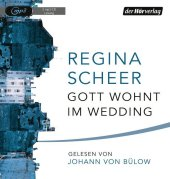 Gott wohnt im Wedding, 1 MP3-CD Cover