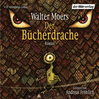 Der Bücherdrache, 4 Audio-CDs