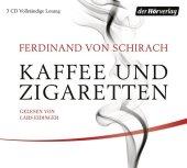 Kaffee und Zigaretten, 3 Audio-CDs Cover