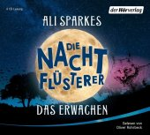 Die Nachtflüsterer - Das Erwachen, 4 Audio-CDs Cover
