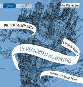 Die Spiegelreisende - Die Verlobten des Winters, 2 Audio-CD, MP3 Cover