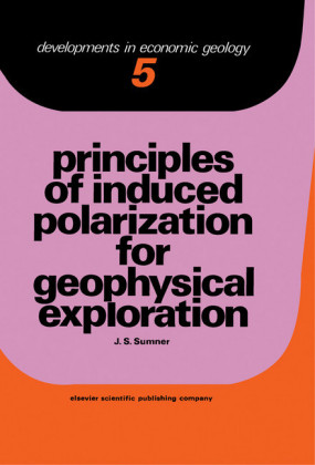 Principles of Induced Polarization for Geophysical Exploration