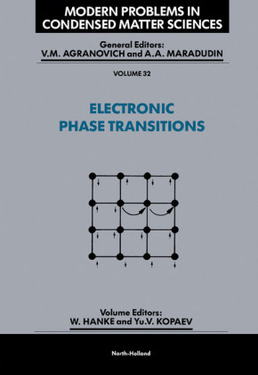 Electronic Phase Transitions