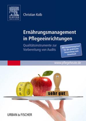 Ernährungsmanagement in Pflegeeinrichtungen
