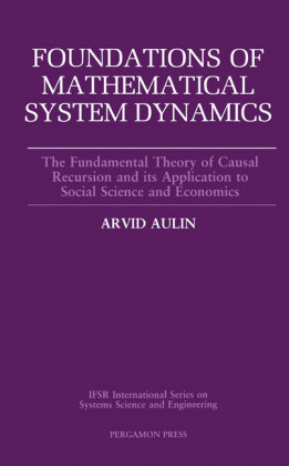 Foundations of Mathematical System Dynamics