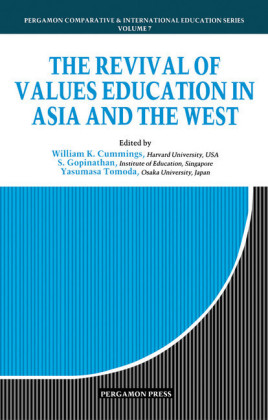 The Revival of Values Education in Asia & the West