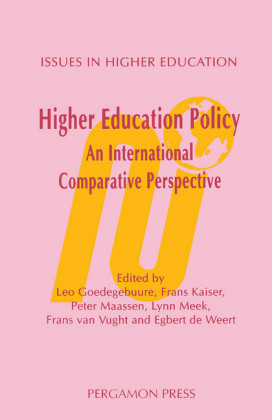 Higher Education Policy: An International Comparative Perspective