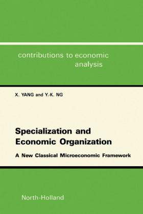 Specialization and Economic Organization