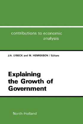 Explaining the Growth of Government