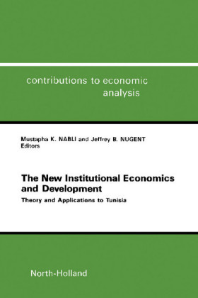 The New Institutional Economics and Development