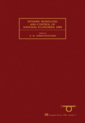 Dynamic Modelling and Control of National Economies 1989