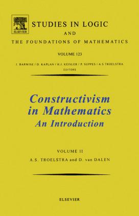 Constructivism in Mathematics Vol.2