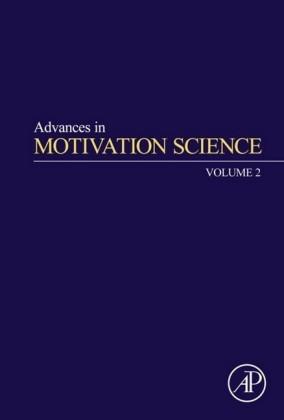 Advances in Motivation Science