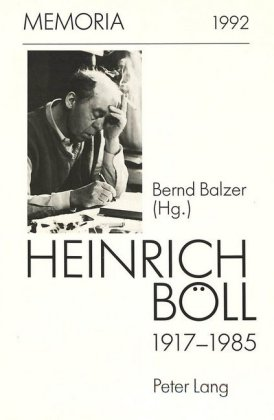 Heinrich Böll 1917-1985-Zum 75. Geburtstag
