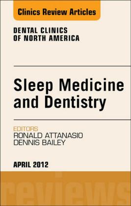 Sleep Medicine and Dentistry, An Issue of Dental Clinics