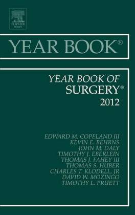 Year Book of Surgery 2012