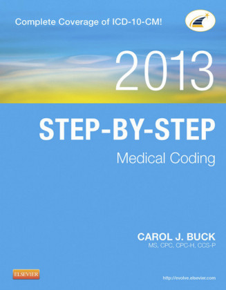 Step-by-Step Medical Coding, 2013 Edition