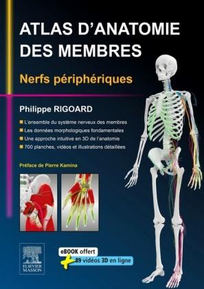 Atlas d'anatomie des membres