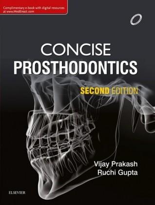 Concise Prosthodontics- E Book