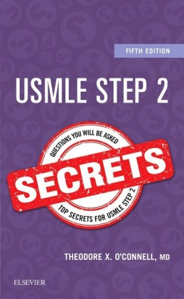 USMLE Step 2 Secrets E-Book