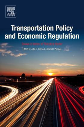 Transportation Policy and Economic Regulation