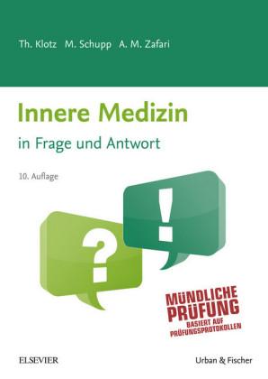 Innere Medizin in Frage und Antwort 10.A