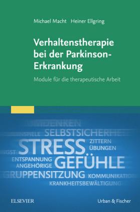 Verhaltenstherapie bei der Parkinson-Erkrankung