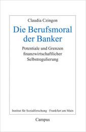 Die Berufsmoral der Banker