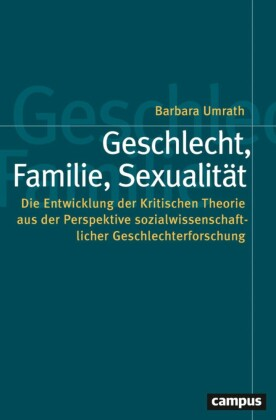 Kritische Theorie und Geschlecht