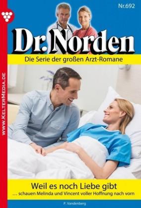 Dr. Norden 692 - Arztroman