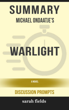 Summary: Michael Ondaatje's Warlight