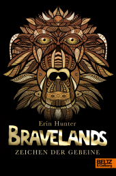 Bravelands. Zeichen der Gebeine Cover