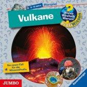 Wieso? Weshalb? Warum? ProfiWissen - Vulkane, 1 Audio-CD Cover
