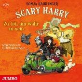 Scary Harry - Zu tot um wahr zu sein, 3 Audio-CDs