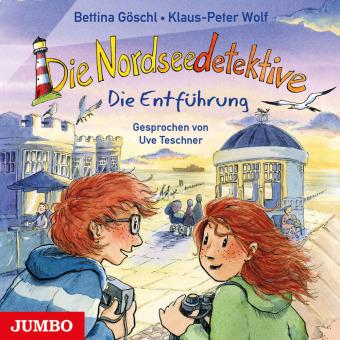 Die Nordseedetektive - Die Entführung, 1 Audio-CD