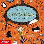 Mein Lotta-Leben - Wer den Wal hat, 1 Audio-CD Cover