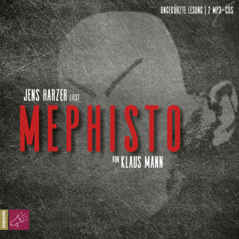 Mephisto, 2 Audio-CD, MP3