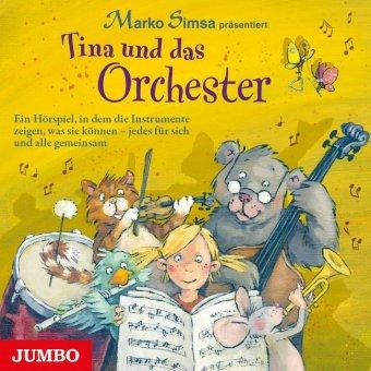 Tina und das Orchester, 1 Audio-CD