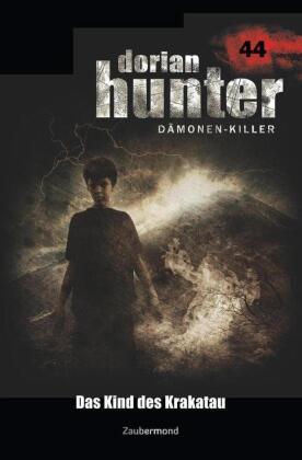 Dorian Hunter 44 - Das Kind des Krakatau