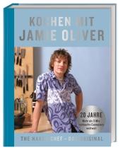 Kochen mit Jamie Oliver Cover