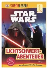 Superleser! Star Wars(TM) Lichtschwert-Abenteuer Cover